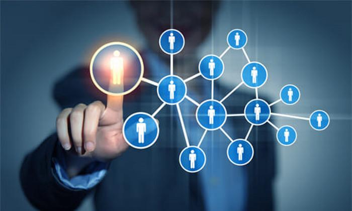 redes sociales industria